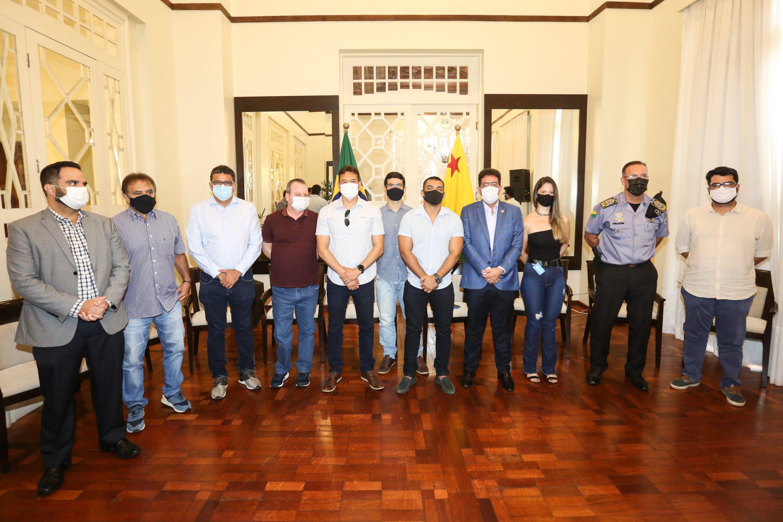 Gladson Cameli convoca mais 92 aprovados do cadastro de reserva da Polícia Militar