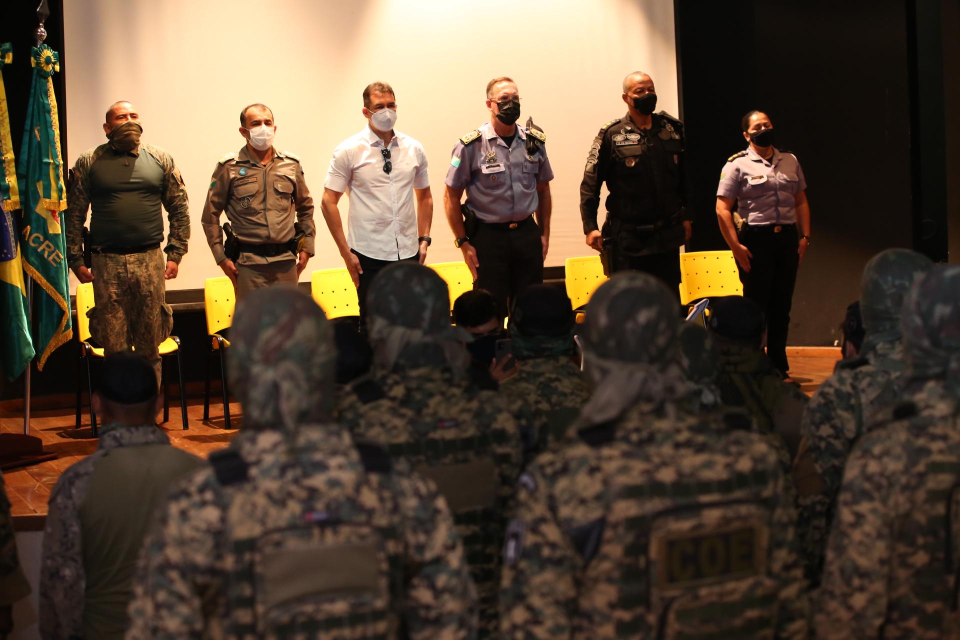Estado oferta curso de patrulhamento em ambiente rural para a Polícia Militar