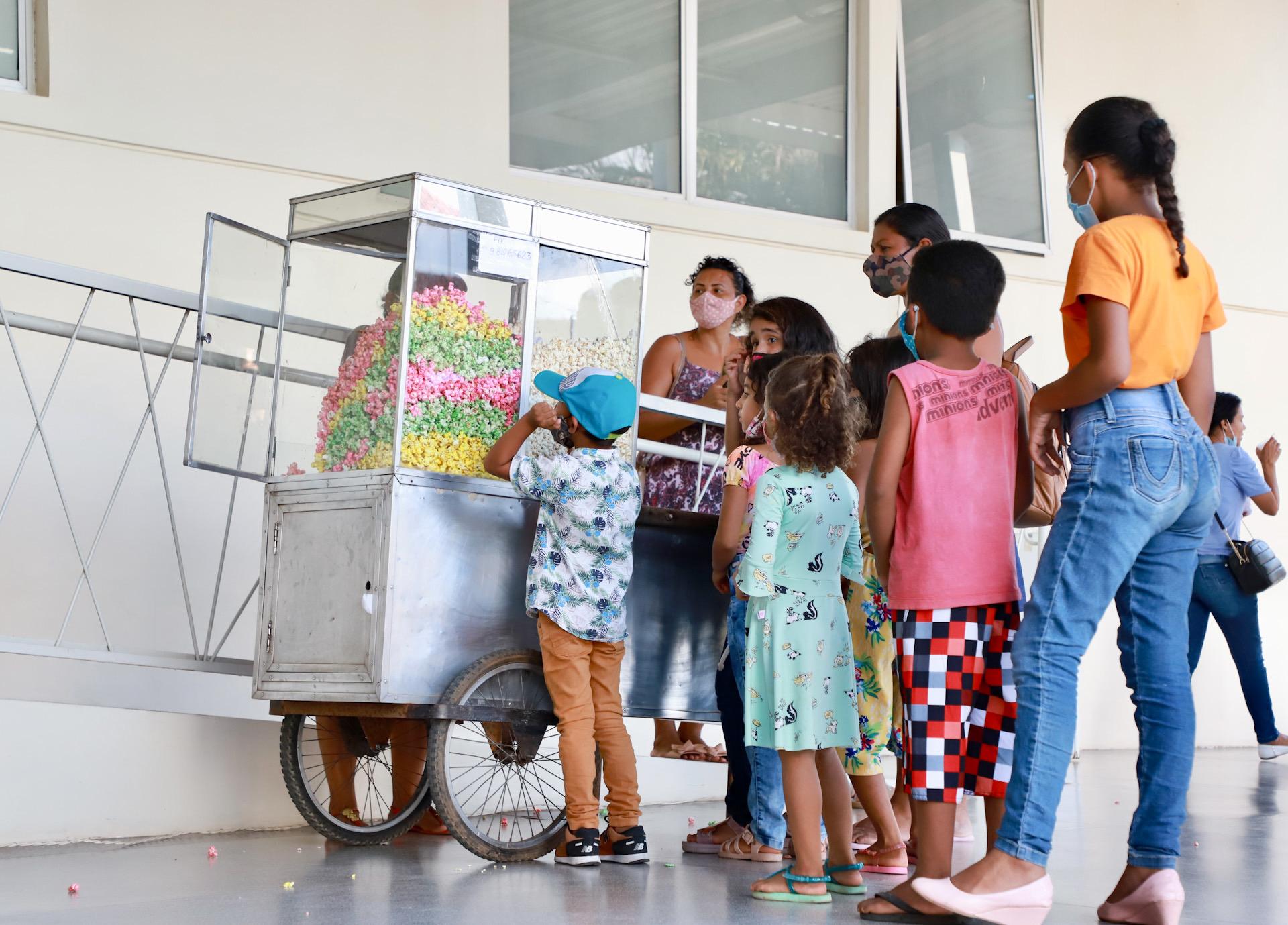 Fundhacre realiza atividade em alusão ao Dia das Crianças