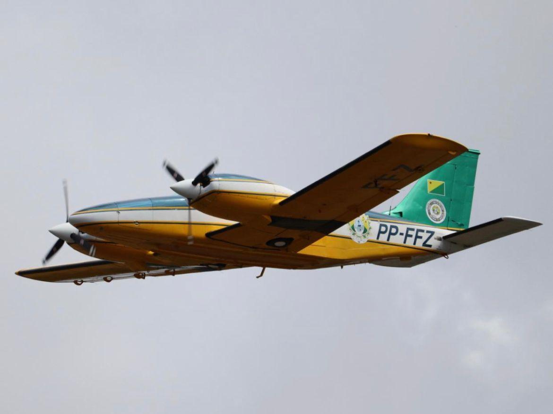 Aeronaves do Estado vão se deslocar semanalmente para entrega de vacinas em municípios de difícil acesso