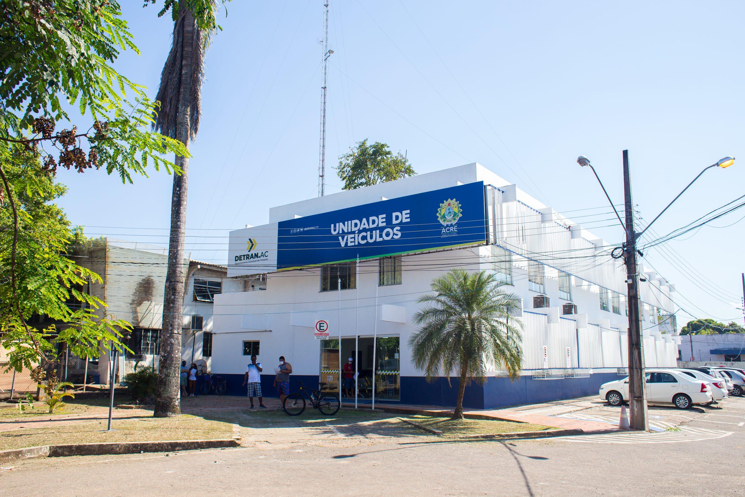 Detran realiza mutirão de atendimentos para serviços de veículos e vistoria