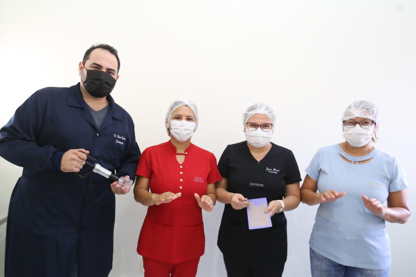Trabalho desenvolvido por profissionais da Policlínica Tucumã recebe prêmio do Instituto Albert Einstein