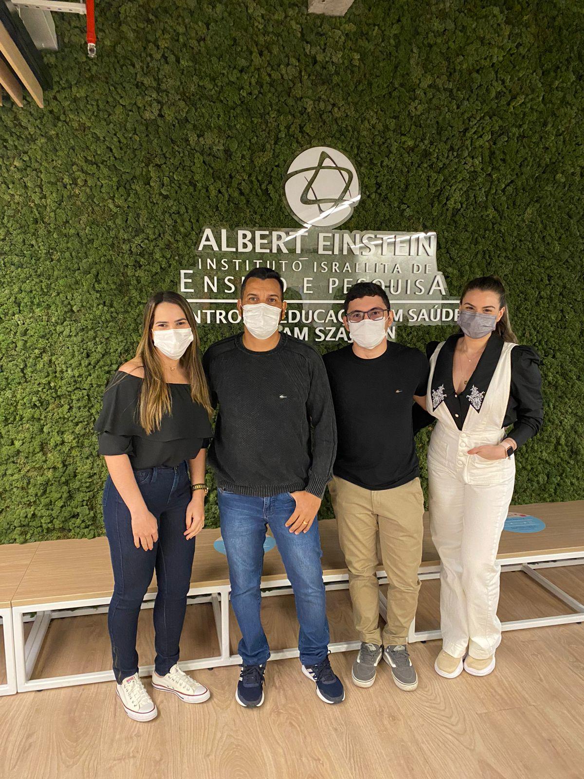 Profissionais de UPAs e Samu de Rio Branco participam de capacitação pelo Albert Einstein