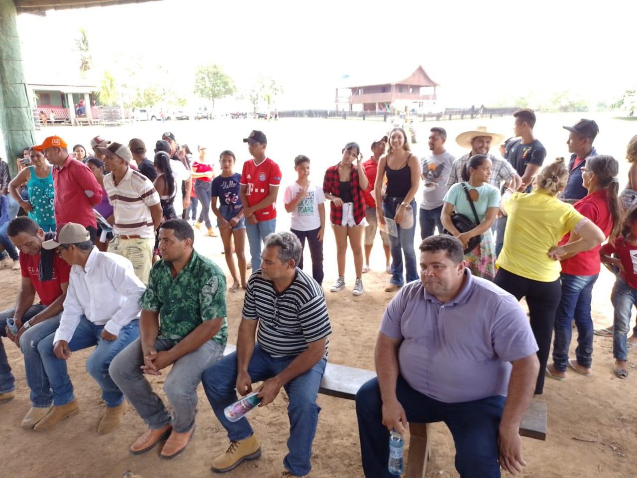 Governo entrega recuperação de ramal para a comunidade do Riozinho do Rola