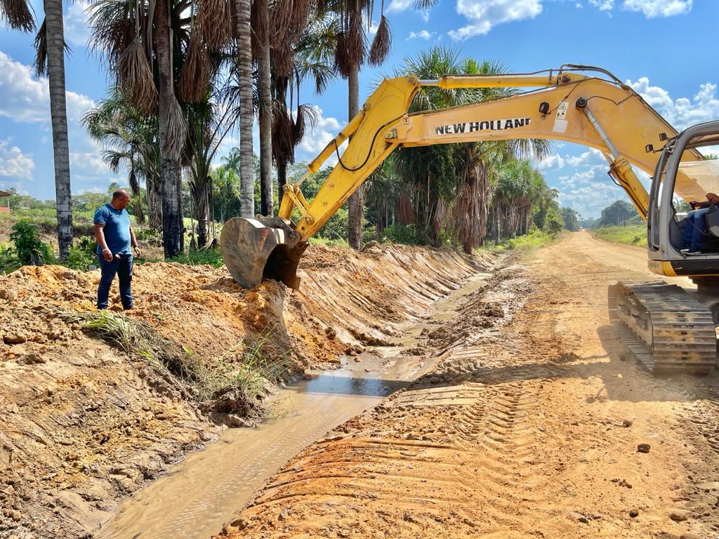 Governo recupera mais de 600 km de ramais no Vale do Juruá